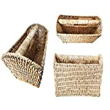 News Paper Basket (Set of 10) 16 x 10 x 10 in