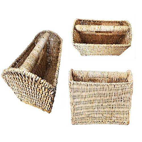 News Paper Basket (Set of 10) 16 x 10 x 10 in by suppliesforgiftbasket