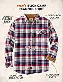 Legendary Whitetails Men's Buck Camp Flannel