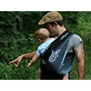 Wrapsody Stretch-Hybrid Baby Carrier, Dragons Dany, One Size