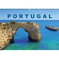 Portugal (Wandkalender 2015 DIN A2 quer): Dieser Fotokalender führt Sie zu vielen Highlights in dem Land am Rande Europas. Lassen Sie sich von ... entführen. (Monatskalender, 14 Seiten)