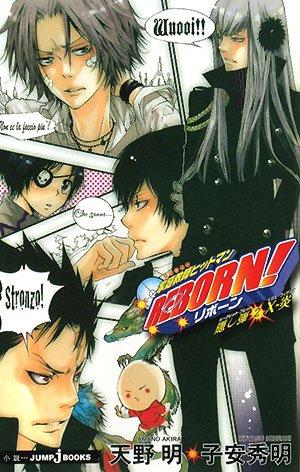 Download Hitman REBORN! Hidden bullet 2 X-flame (JUMP j BOOKS) (2008) ISBN: 4087031888 [Japanese Import] ebook