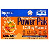 Trace Minerals Research Electrolyte Stamina Power Pak, Orange Blast, 30 Count, (Pack of 2)