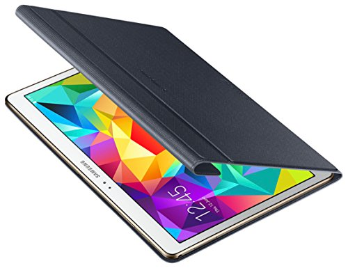 Samsung Folio Book Case Cover for Galaxy Tab S 10.5 inch - Black
