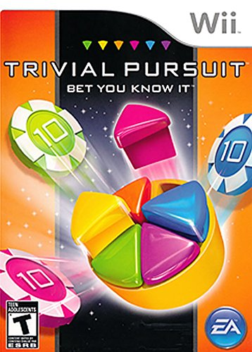 Trivial Pursuit - Bet You Know It - Nintendo Wii (Wii Games Fun)