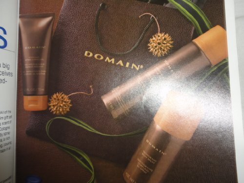 Mary Kay Domain Gift Set; Body Spray Deodorant, Shave Cream, After Shave Gel