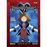 Kingdom Hearts - Volume 1: Capa Dura