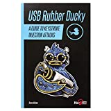 Hak5 USB Rubber Ducky Deluxe Field Guide Book