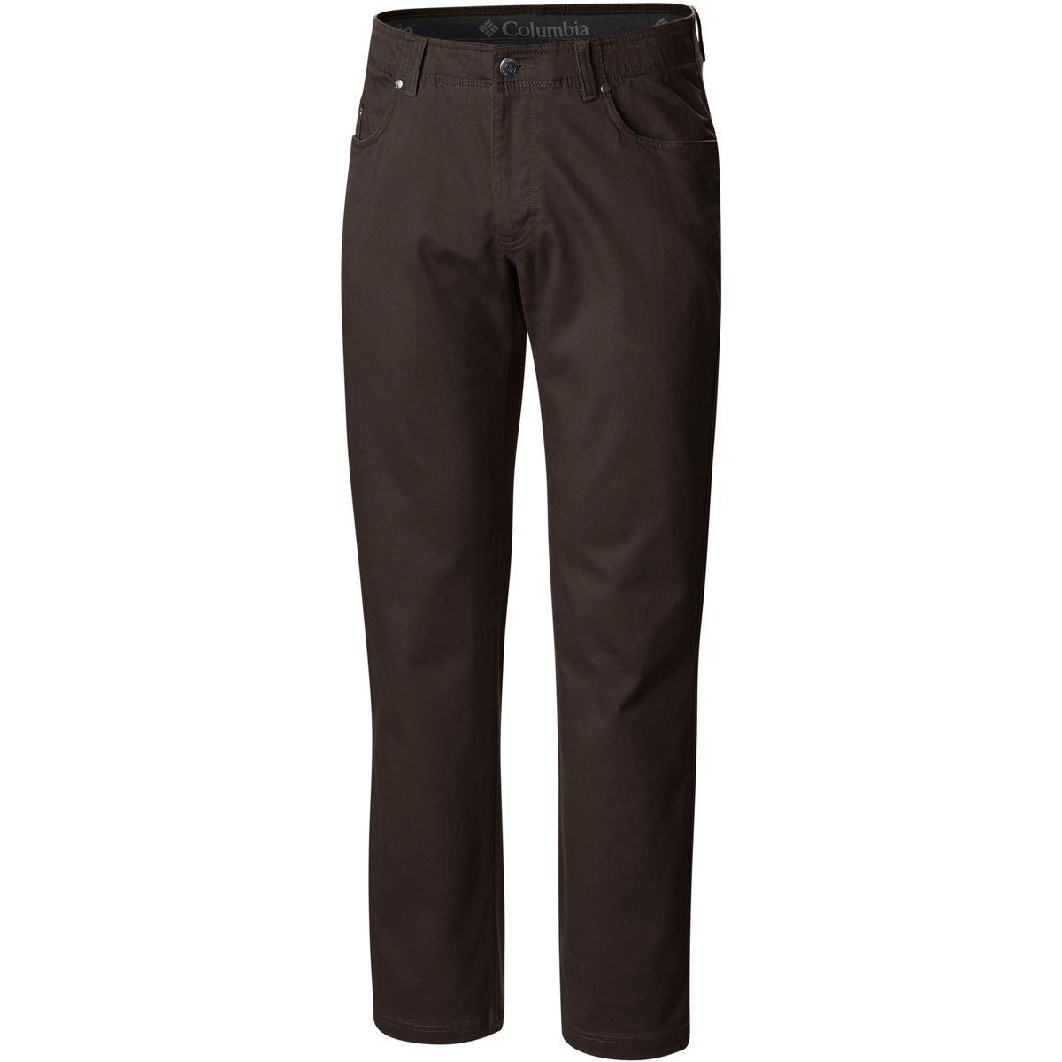 Columbia Pilot Peak 5 Pocket Pant - Men's Bark, 30x32