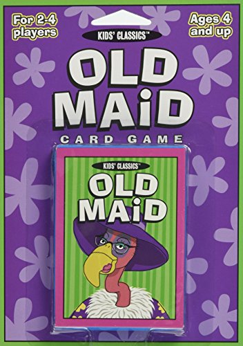 How To Play Go Fish Card Game - Old Maid (Kids Classics Card Games)