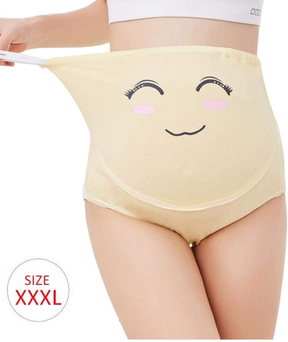La Mujer Embarazada Patrón De La Sonrisa De La Ropa Interior ...