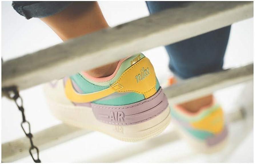 Nike Af1 Shadow Size 4 Uk Amazon Co Uk Shoes Bags Nike air force 1 '07, baskets homme. nike af1 shadow size 4 uk amazon co