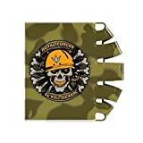 Bunkerkings / BKNR Kings Knuckle Butt Tank Cover - 45-88ci - Royal Forces