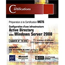 Configuration d'une infrastructure Active Directory...