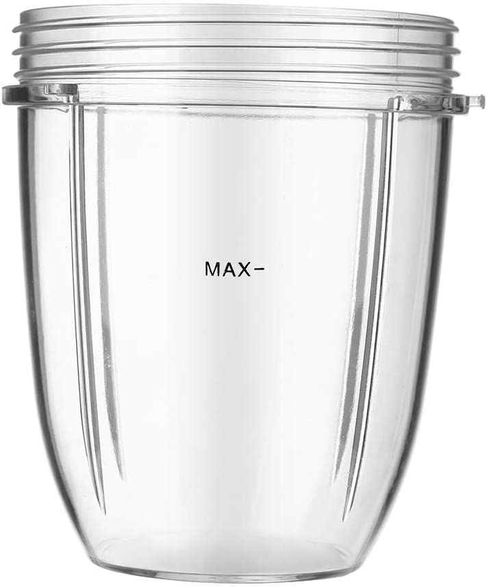 18 OZ 600W//900W Cups Universal Replacement for Nutribullet Blender Cups