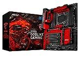 MSI Extreme Gaming Intel X99 LGA 2011 DDR4 USB 3.1 Extended ATX Motherboard (X99A GODLIKE Gaming )
