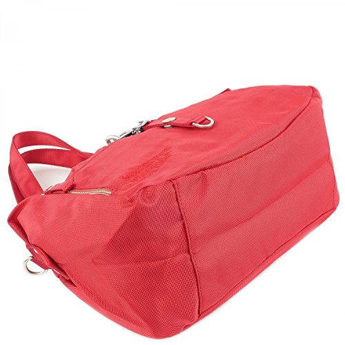 George Gina & Lucy Borsa - cotone CARAMELLE - rossetto Red