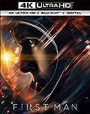 First Man [4K] [Blu-ray]