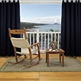 Dream Art Anti Mite Super Soft Thermal Insulated Curtain/Drape for Nursery,Children Kids Bedroom Eyelet Blackout Curtains for Living Room Energy Saving Noise Reducing,1pc132*160cm,Black