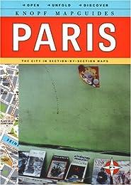 Knopf MapGuide: Paris (Knopf Citymap Guides)