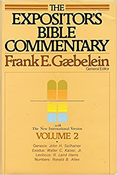 Book The Expositor's Bible Commentary with New International Version Volume 2 Genesis, Exodus, Levitcus, Numbers