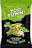 TooYumm! Veggie Stix, Sour Cream and Onion, 60g