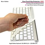 Micro Solution Pure Touch Key Protector #201 for Apple Wireless Keyboard