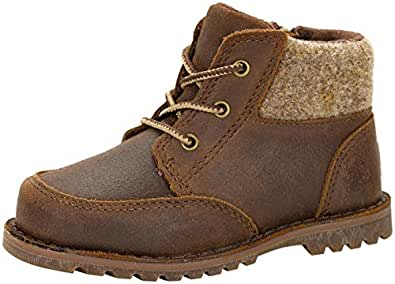 T Orin Wool Boot, Chocolate, 6 M US Toddler