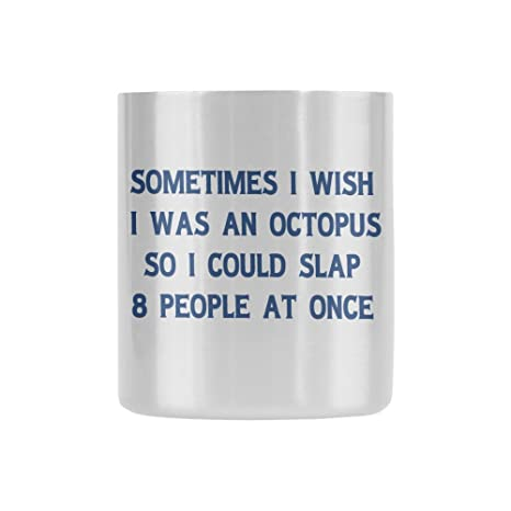 Amazon.com: New Year/Christmas Day Gifts Funny Saying sometimes i ...