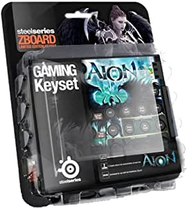 Steelseries Zboard Limited Edition Keyset Aion - Teclado (RF Wireless) Black