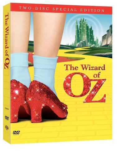 [Wizard of Oz - Two-Disc Special Edition by Judy Garland] (The Wizard Of Oz Video)