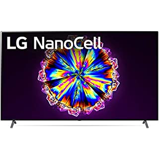 """LG 65NANO90U 65"""" 4K Ultra High Definition Nano 90 Series Smart TV with an Additional 1 Year Coverage by Epic Protect (2020)"""