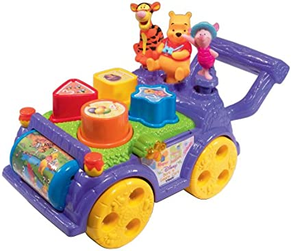 Amazon.com: Vtech – Winnie the Pooh – sort n Learn carrito ...