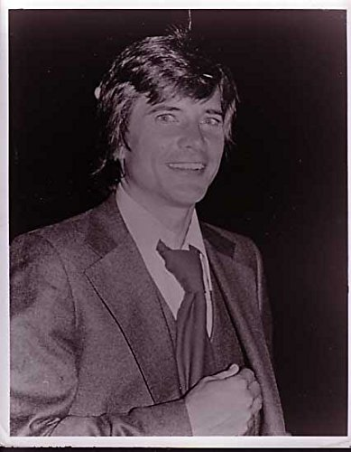 MOVIE PHOTO: DIRK BENEDICT-GLOSSY 8X10 TV/MOVIE PHOTO-MAG CLIPPING VG