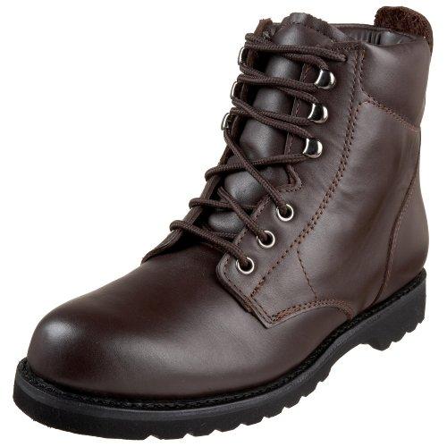 Drew Sko Mens Pioneer Boot Brun