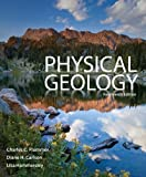 Physical Geology, Carlson, Diane H. and Hammersley, Lisa, 0073369381