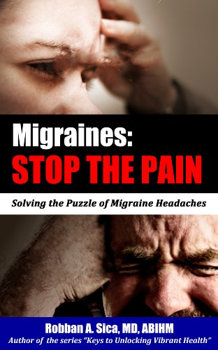 Migraine: STOP THE PAIN - Why you got it. How to fix it.