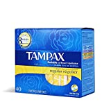 Tampax Tampon Regular 40 Ct