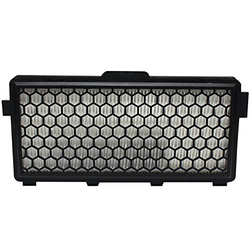 2-pack de remplacement Miele S4260Aspirateur Filtre Hepa avec 7pièces Micro sous vide kit de fixation–Compatible Miele SF-AH 50, Sf-ha 50, AH50filtre HEPA