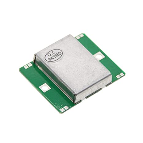 HB100 Microondas Doppler Radar Módulo inalámbrico Sensor de ...