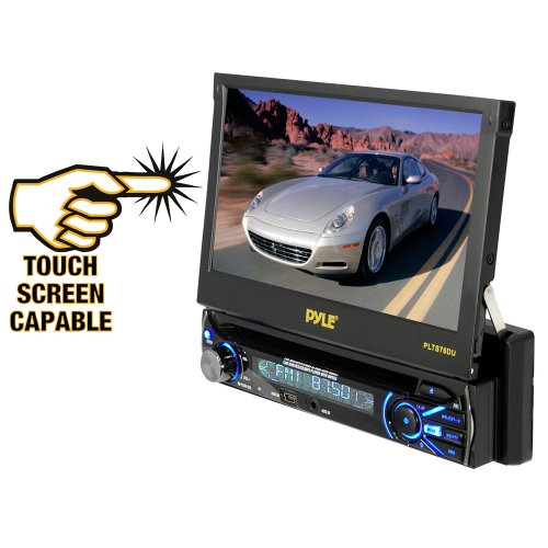 51ojPTN4kvL pyle plts76du 7 inch touch screen car stereo tft lcd monitor with legacy ldn7u wiring harness at n-0.co