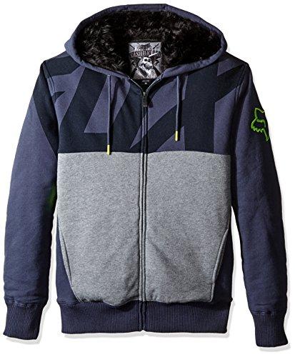 Wholesale Fox Men's Kaos Sasquatch Zip Fleece