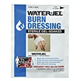 North Safety - Water Jel Burn Products Water-Jel Dressing2'' X 6'': 068-049078 - water-jel dressing2'' x 6''