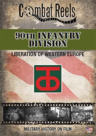 Amazon com: Re-Release NEW FOOTAGE 90th Infantry Division