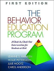 Amazon.com: The Behavior Education Program: A Check-In