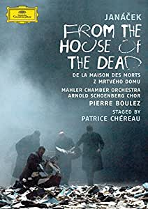 PIERRE BOULEZ - FROM THE HOUSE OF THE DEAD