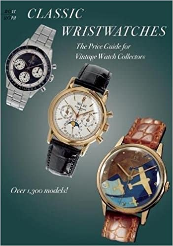 2b7596fa2 Classic Wristwatches 2011-2012: The Price Guide for Vintage Watch Collectors  Paperback – 4 Nov 2010