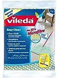 Vileda Easy Clean Floor Cloth 2+1Pcs
