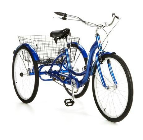 "26"" Schwinn Meridian Tricycle, Blue"