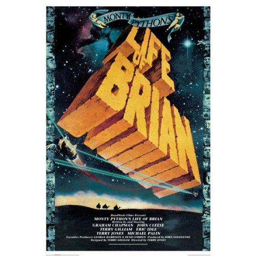 (Monty Python - Life of Brian Movie - Poster)